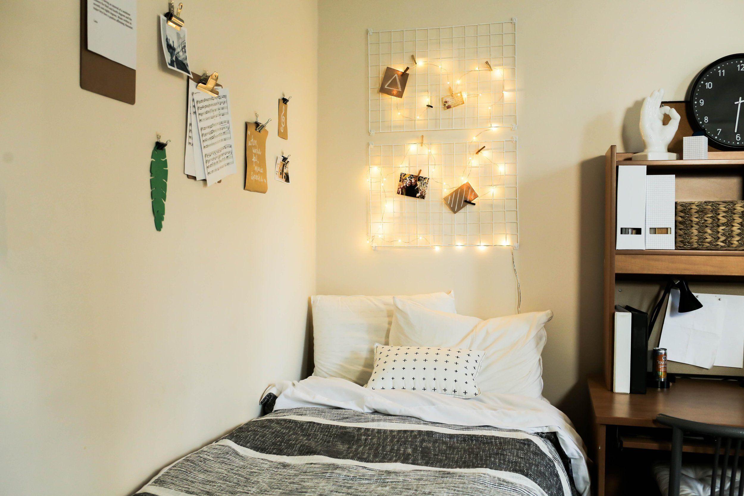 Dorm_Edited.jpg | dorm room | Pinterest | Minimalist dorm, Dorm and ...