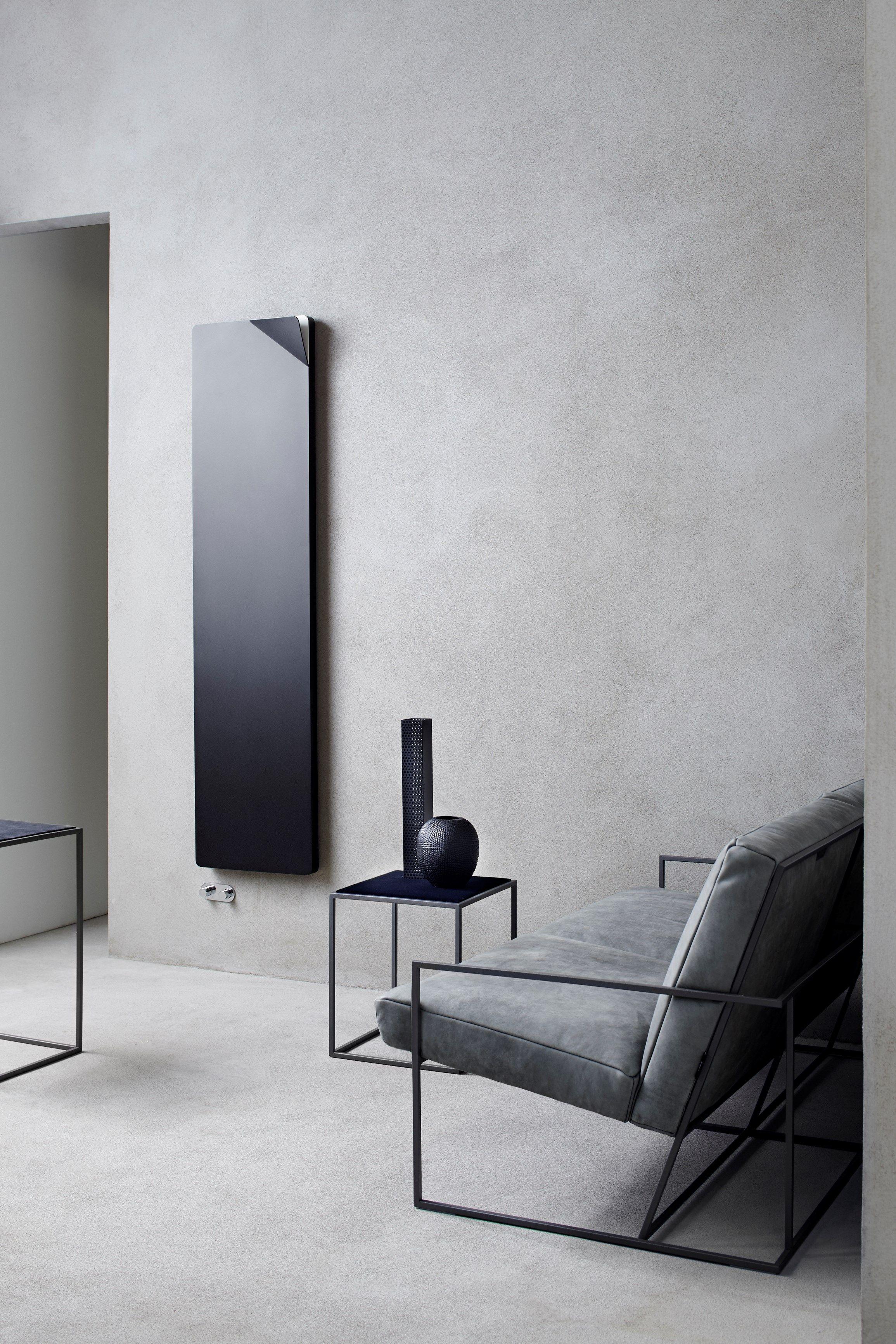 Carbon Steel Panel Radiator Book By Caleido Design Marco Piva Steel Furniture Design Minimal Furniture Design Minimalist Furniture Design