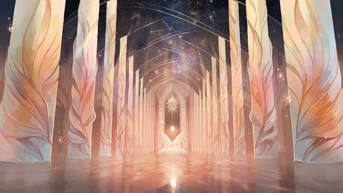 沁 On In 2020 Environment Concept Art Magical Room Scenery