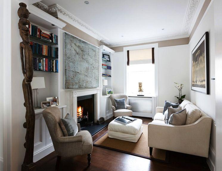 Narrow Living Room  Interior Design Living & Dining  Pinterest Cool Narrow Living Room Design Review