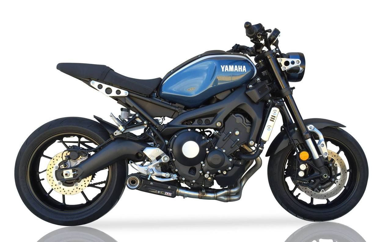 Image Result For Yamaha Xsr 900 Custom Exhaust