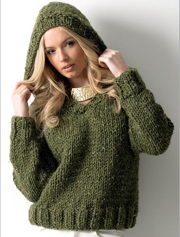 Fun sweater and accessory knitting patterns by James C. Brett ...