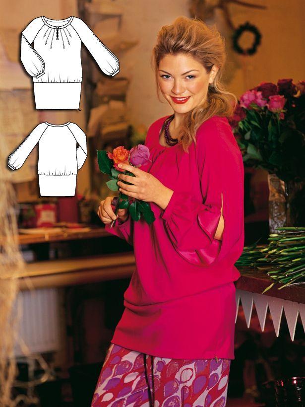 Flower Shop: 8 Plus Size Sewing Patterns   Kleidung und Nähen