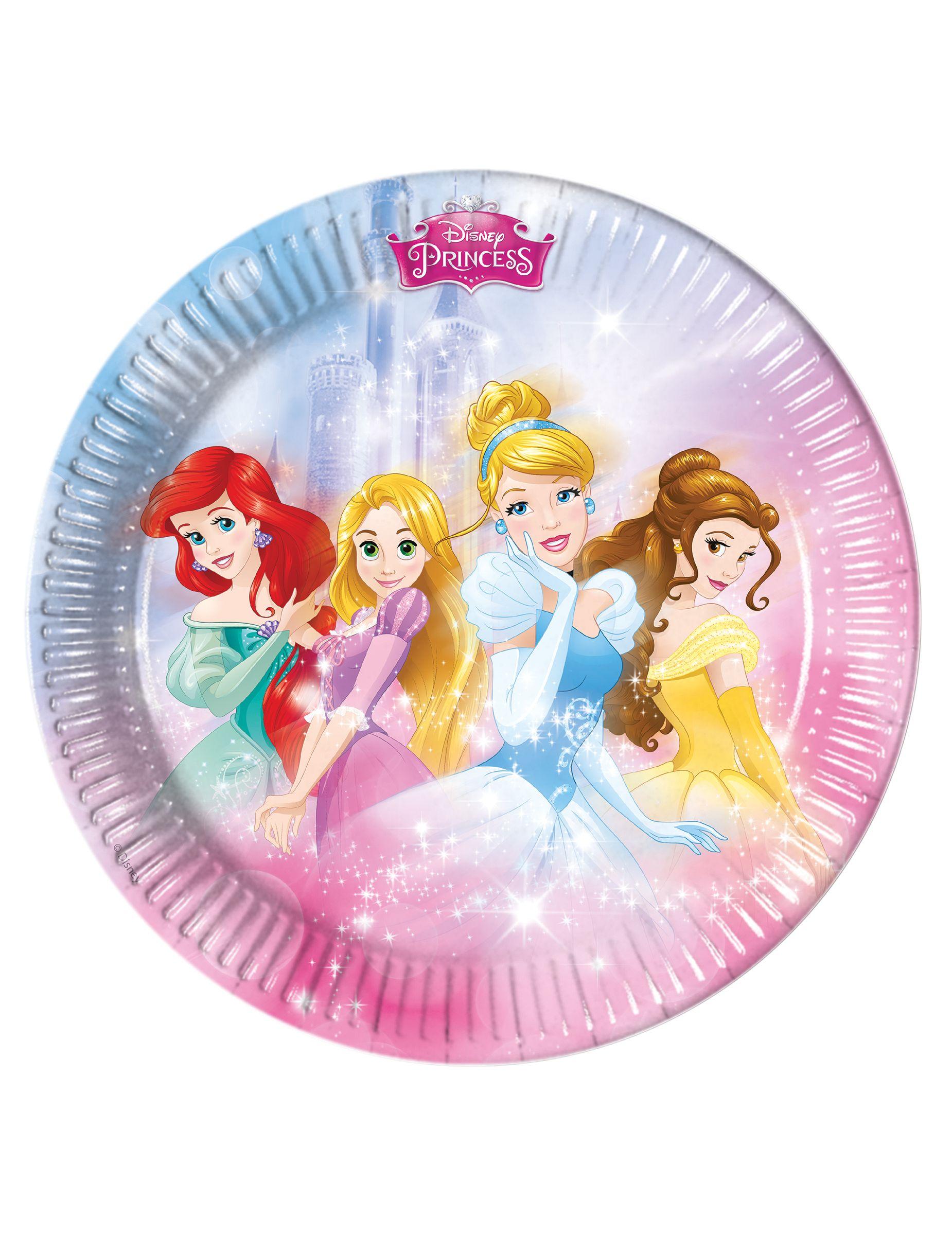 motivo principesse Disney Articoli per festa di compleanno