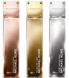 a24000966 Michael Kors Rose Radiant Gold, 24K Brilliant Gold and White Luminous Gold