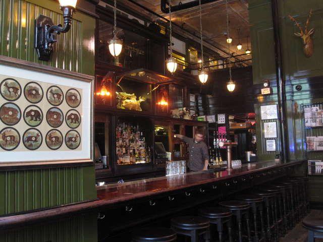 Breslin Bar Dining Room