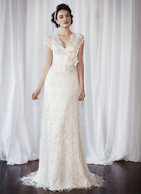 vintage wedding dresses | Vintage Wedding Dress | NZ Designer ...