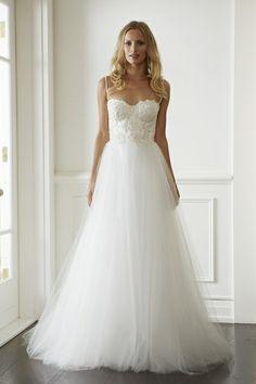 cream tulle wedding dresses - Google Search | Tulle | Pinterest ...