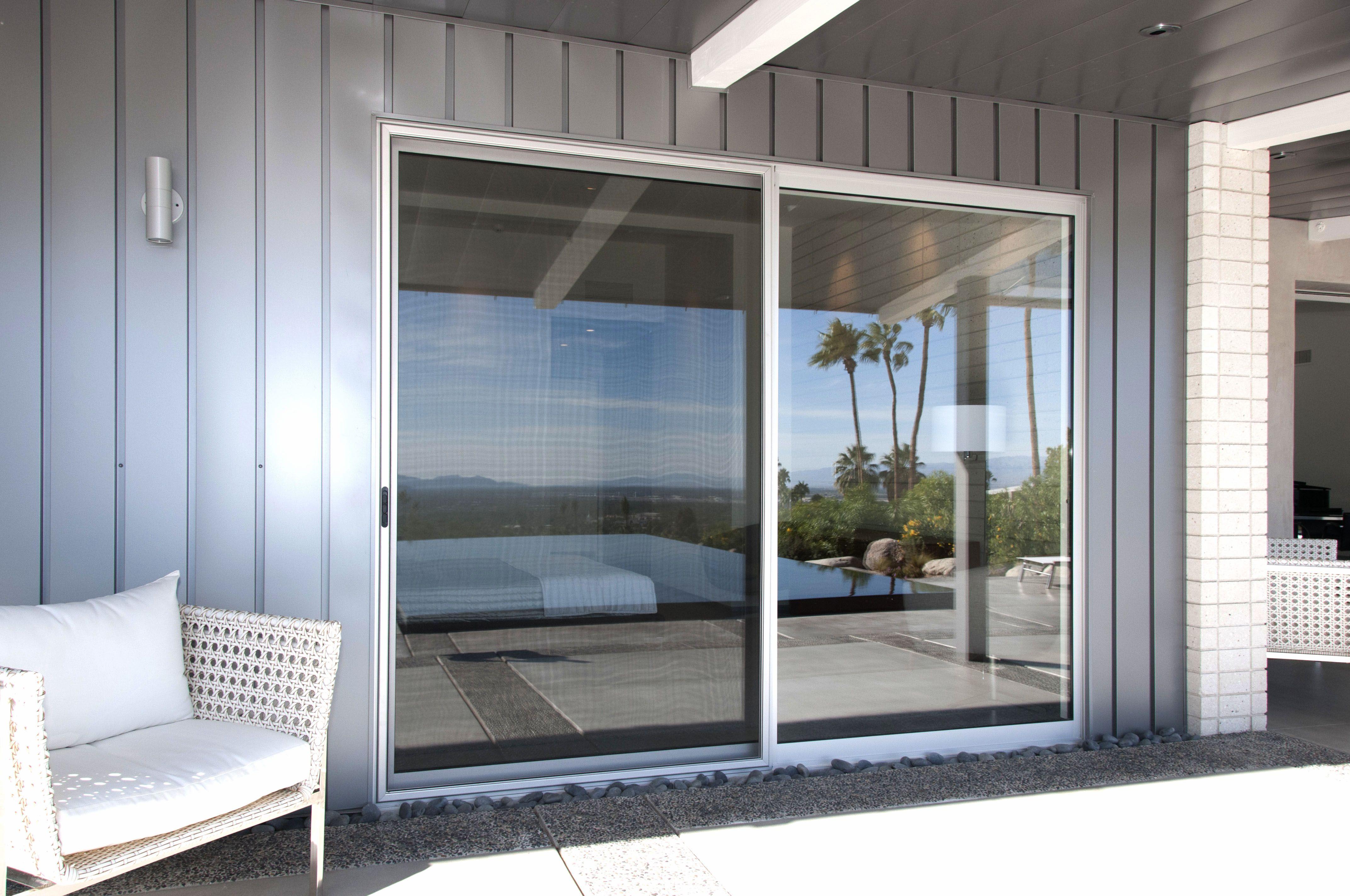 Sliding Glass Door Alarm House Interior Design Pinterest