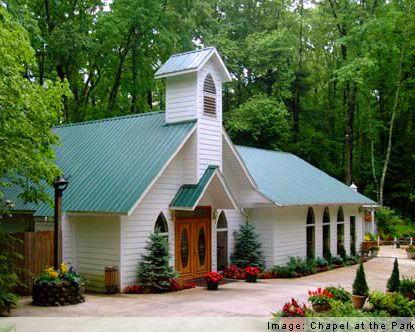Tennessee Wedding Chapels Gatlinburg Weddings Gatlinburg Weddings Chapel In The Woods Chapel Wedding