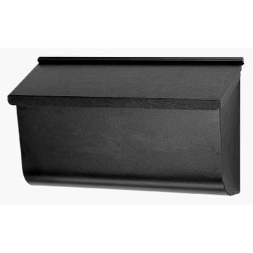 Gibraltar L4010wb0 Extra Large Horizontal Wall Mount Mailbox Black You Can Get More Details By Clicking On Wall Mount Mailbox Mounted Mailbox Black Walls
