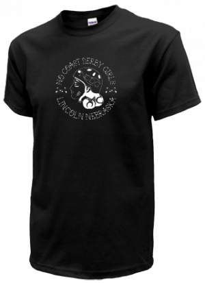 d01e2337 No Coast Derby Girls T-Shirts Starting at $19.95 from their online Team &  Fan Shop! #RollerDerby