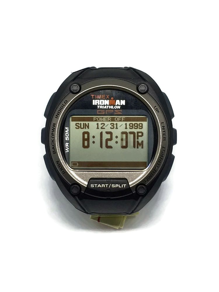 31480ec8d383 Ironman Timex Watch Global Trainer GPS Sports with heart rate Monitor  Timex  Relojes Timex