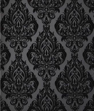 10 Fabulous And Affordable Wallpapers To Transform Your Decor Black Wallpaper Bedroom Gothic Wallpaper Black Wallpaper