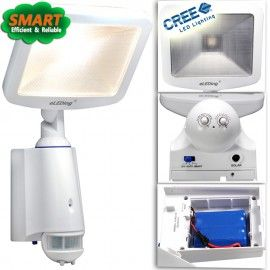 Eleding Ee818wdc Ww Cree Led Outdoor Solar Lights Sensor Lights Outdoor