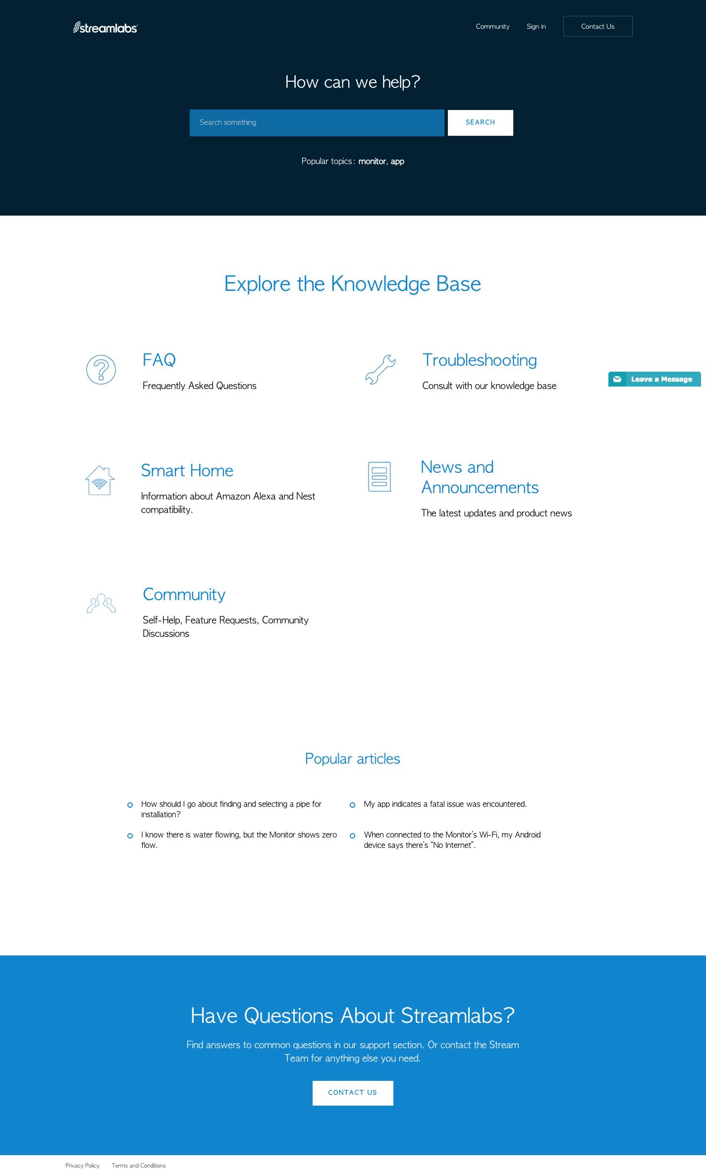 Zendesk Help Centr for Streamlabs Australia | Zendesk Customization