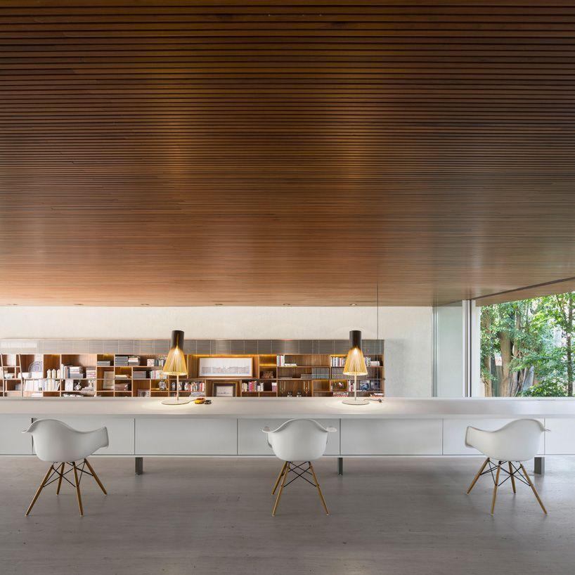 Marcio kogan studio mk27 tetris house sao paulo brazil designboom design dintérieur architecturemouvement modernegrandes maisonsintérieur