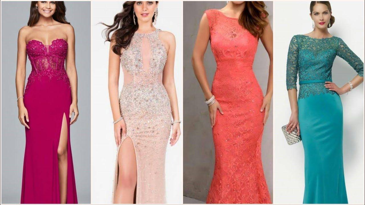 احدث فساتين سهرة وافراح راقية فاخرة طويلة سورايه Strapless Dress Formal Dresses One Shoulder Formal Dress