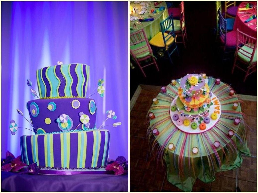 Bar And Bat Mitzvah Party Cake Ideas Centerpieces For Presentation Activities Logo