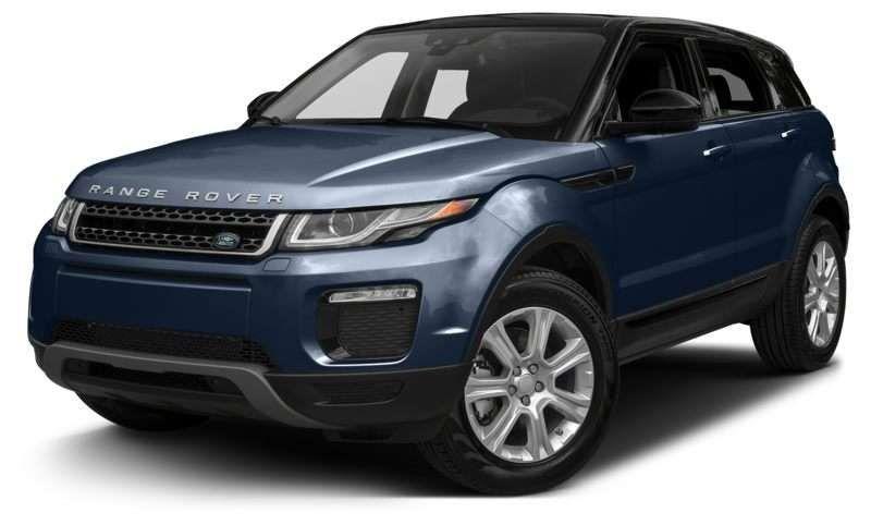 2017 Range Rover Configurations >> Build A 2017 Land Rover Range Rover Evoque Configure Tool