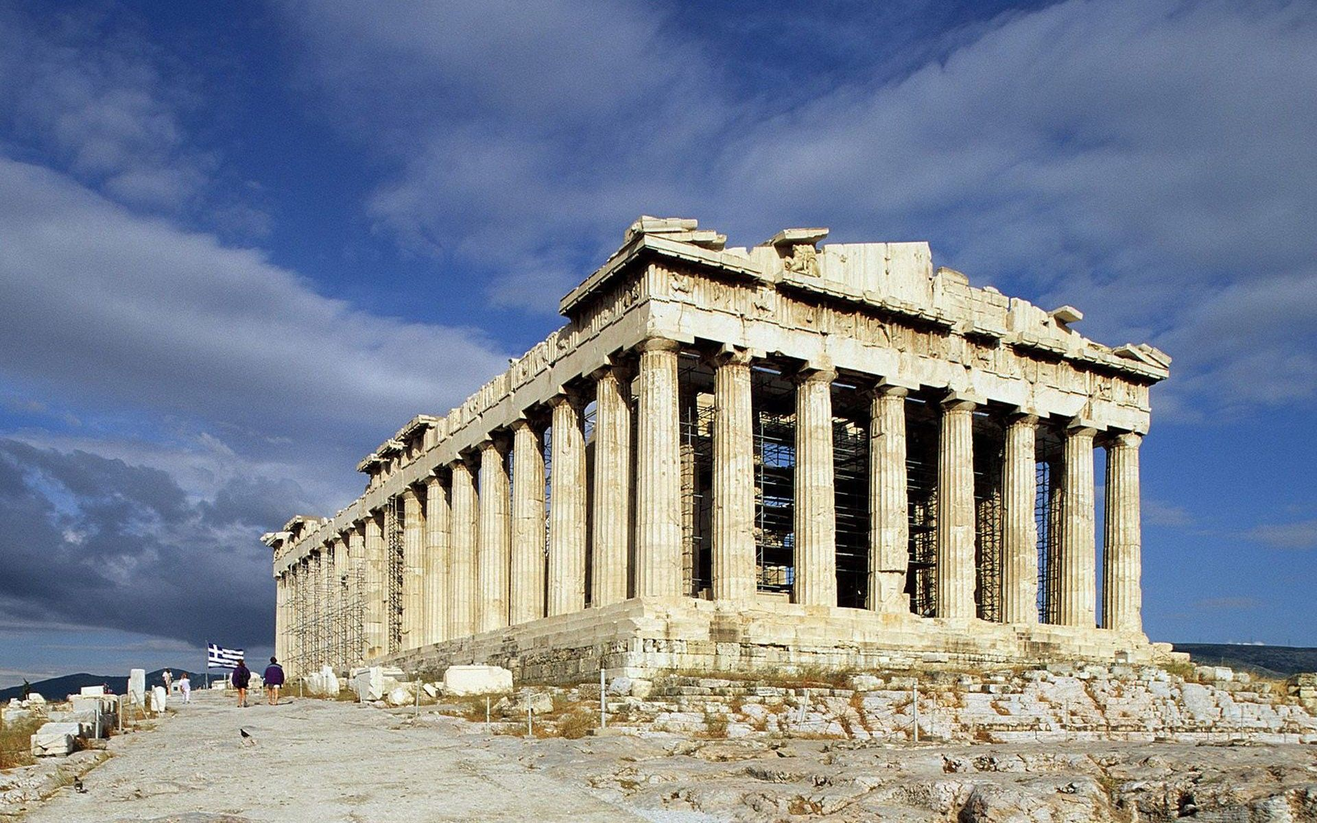 Wonders Of The World Parthenon Athens Greece L Architecture