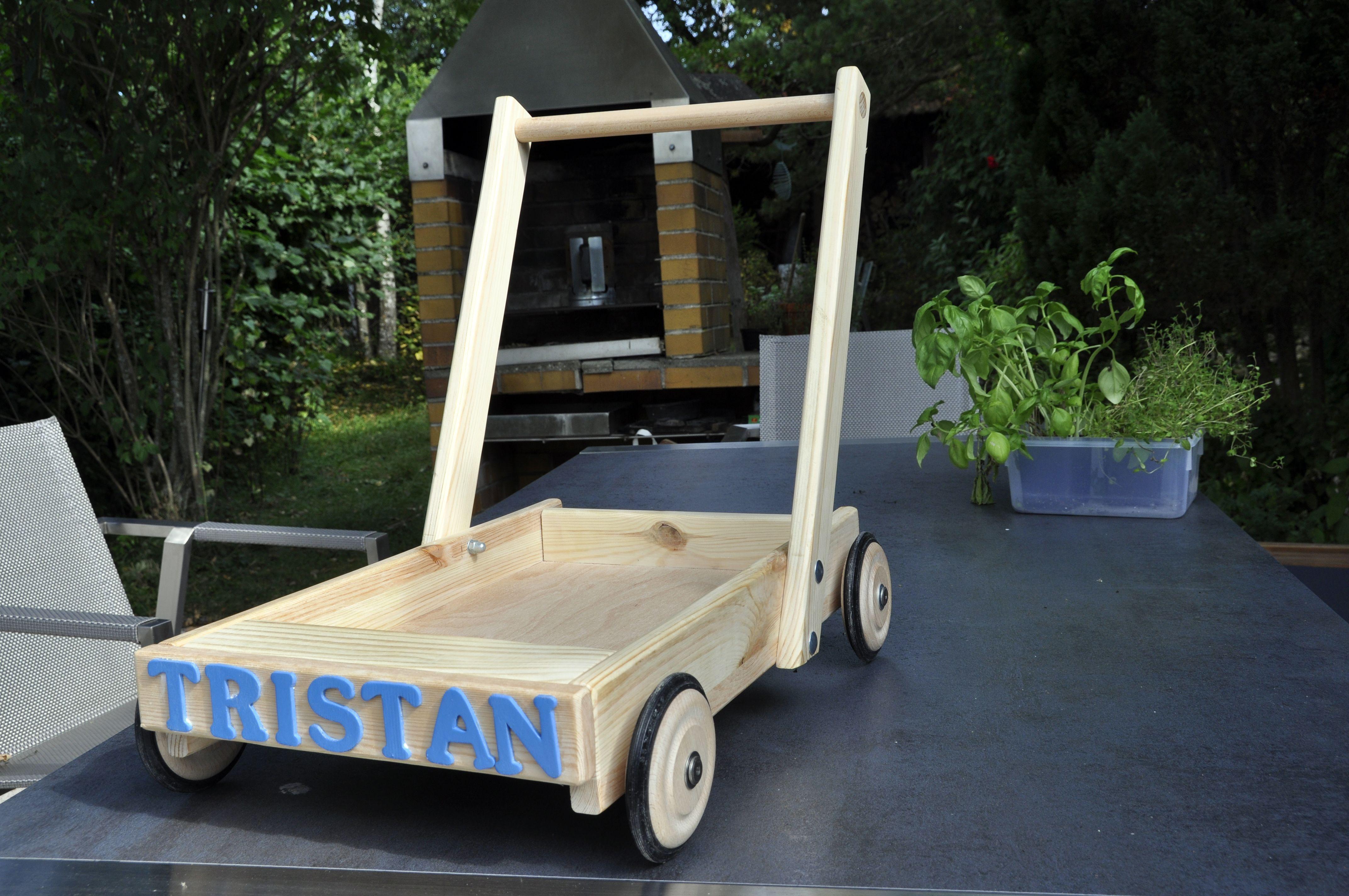 lauflernwagen bauanleitung zum selber bauen heimwerker forum holzspielzeug pinterest. Black Bedroom Furniture Sets. Home Design Ideas