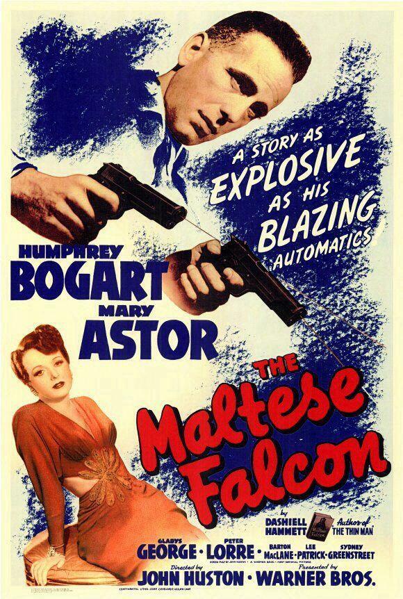 Sam Spade the Maltese Falcon | The Maltese Falcon (1941)