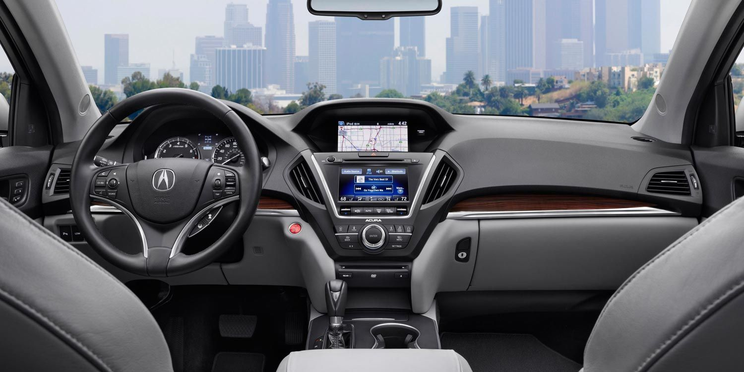 Acura Lease Deals >> 2014 Acura Mdx With Advance And Entertainment Packages And