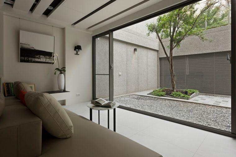 arquitectura construccion detalles patios interiores - Buscar con