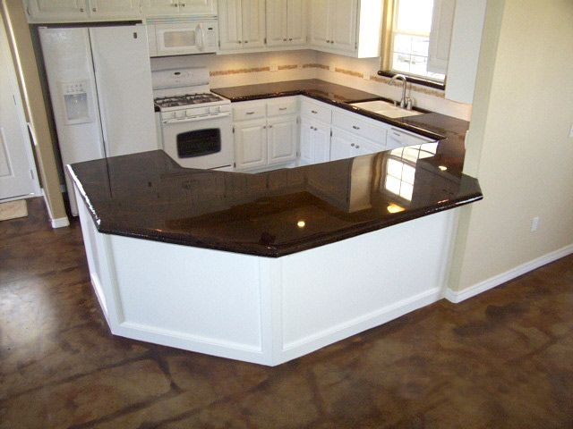 Diy How Guides Directcolors Concrete Countertops Stained