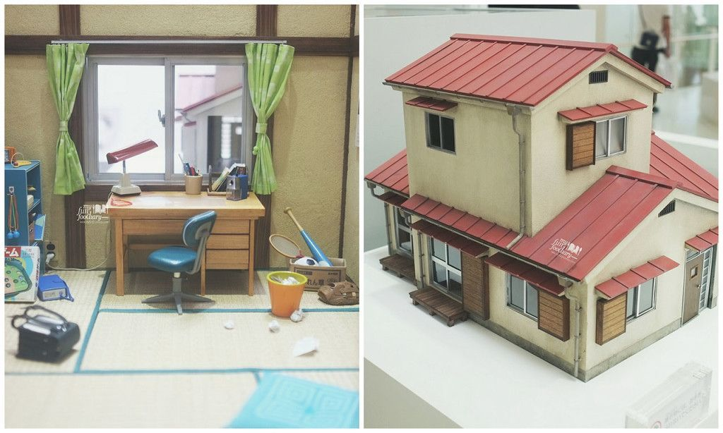 Pin By Phasinlife Likeartwork On House In 2019 Doraemon House Diy Doraemon House Paper Craft Diy Paper Crafts House Paper Paper Crafts Diy House Doraemon