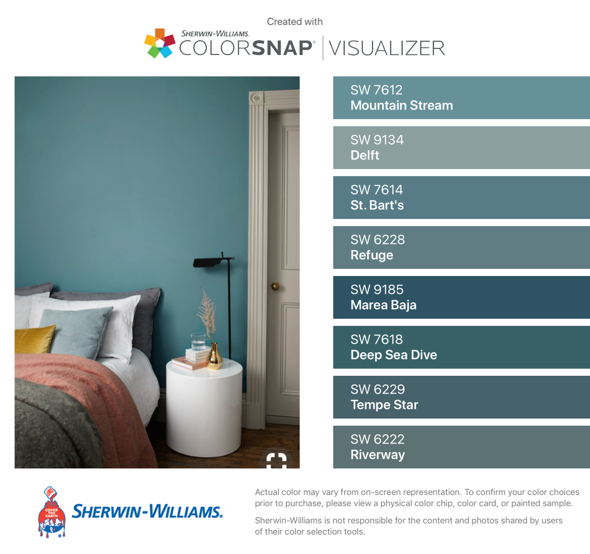 I Found These Colors With Colorsnap Visualizer For Iphone By Sherwin William Interior Paint Colors For Living Room Paint Colors For Home Matching Paint Colors