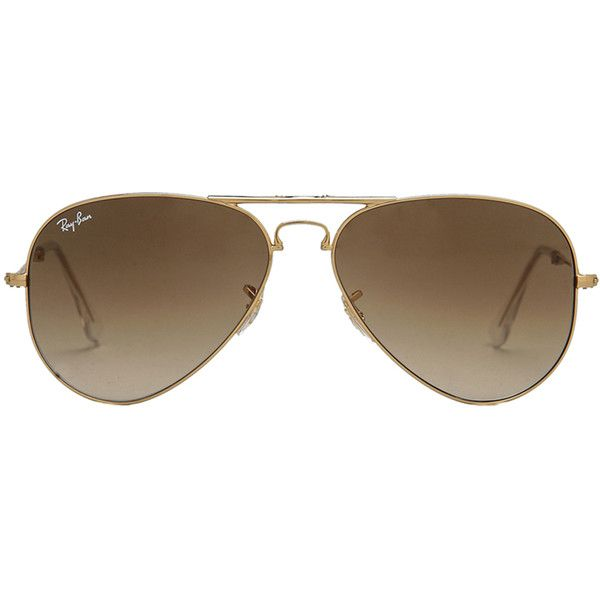 Ray-Ban Folding Aviator Accessories ($144) ❤ liked on Polyvore featuring accessories, eyewear, sunglasses, glasses, jewelry, metal-frame sunglasses, aviator eyewear, folding glasses, ray ban eyewear and ray ban aviator