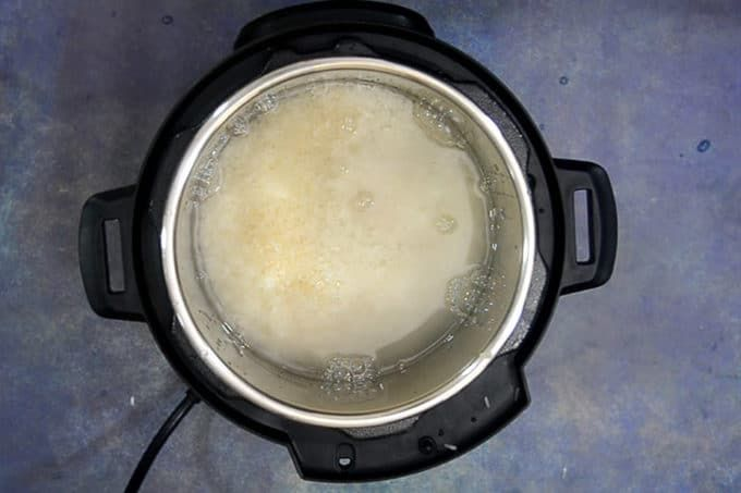 Making Jasmine Rice in Instant Pot or Electric Pressure Cooker has become my favorite method to cook it. It's gives perfect result every time and is a hands off method. Here is how to make Instant Pot Jasmine Rice Recipe. #Instandpotjasminerice #jasminerice #ricerecipes #instantpotrecipes