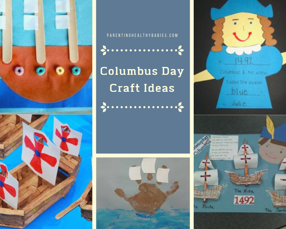 16 Easy Columbus Day Craft Ideas And Activities For Kids Activities For Kids Columbus Day Crafts