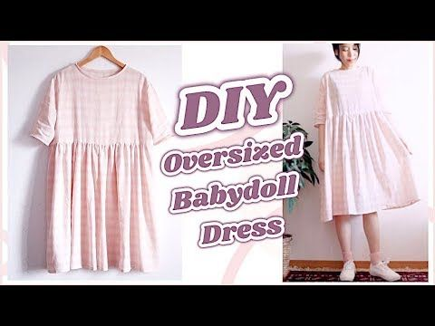 DIY Babydoll Dress