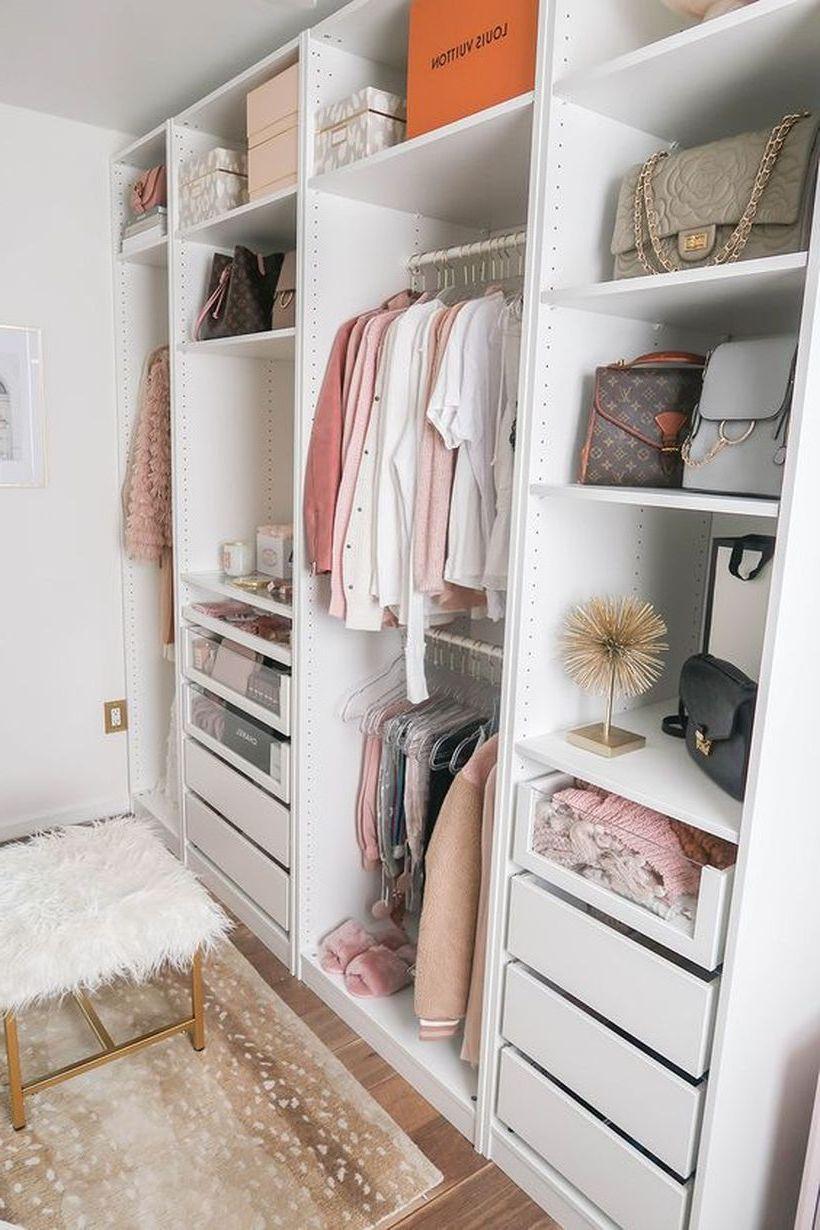 Closet 19 Photo Design Ideas Wardrobe Design Small Apartment