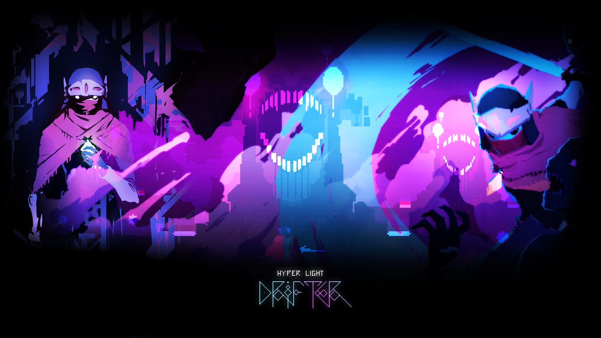 Hyper Light Drifter Wallpaper Imgur Hyper Light Drifter Wallpaper Drifter Indie Games