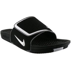 Celebrities who wear, use, or own Nike Land Slide Men's Sandals. Also  discover the movies, TV shows, and events associated with Nike Land Slide  Men's ...