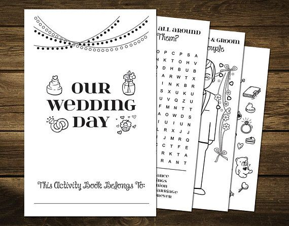 graphic regarding Printable Wedding Coloring Books known as Pin upon Solutions