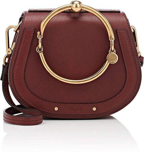 Chloé Women s Nile Small Leather Crossbody Bag Small Crossbody Bag 090efa9d12072