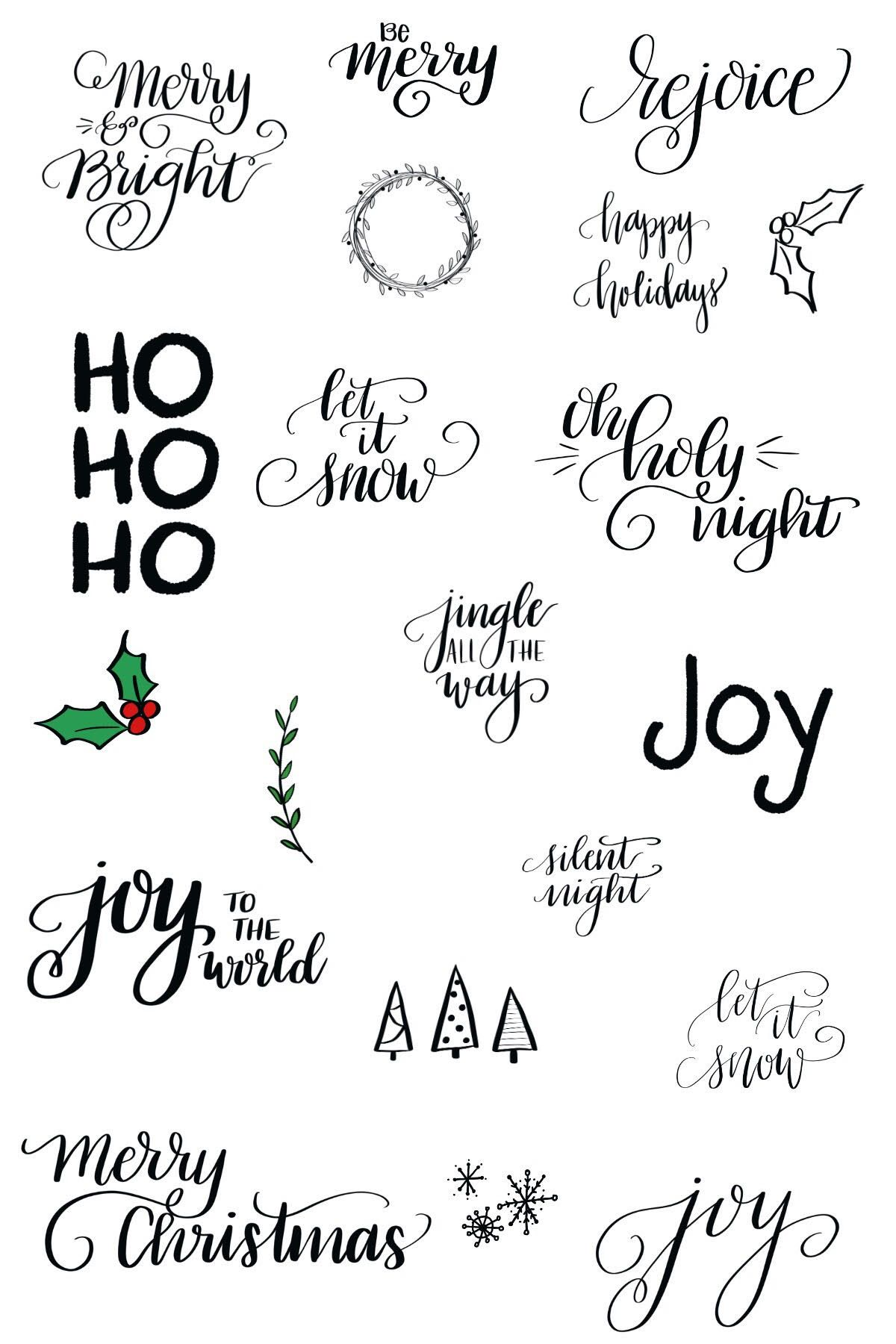 Learn a simple technique for basic hand lettering