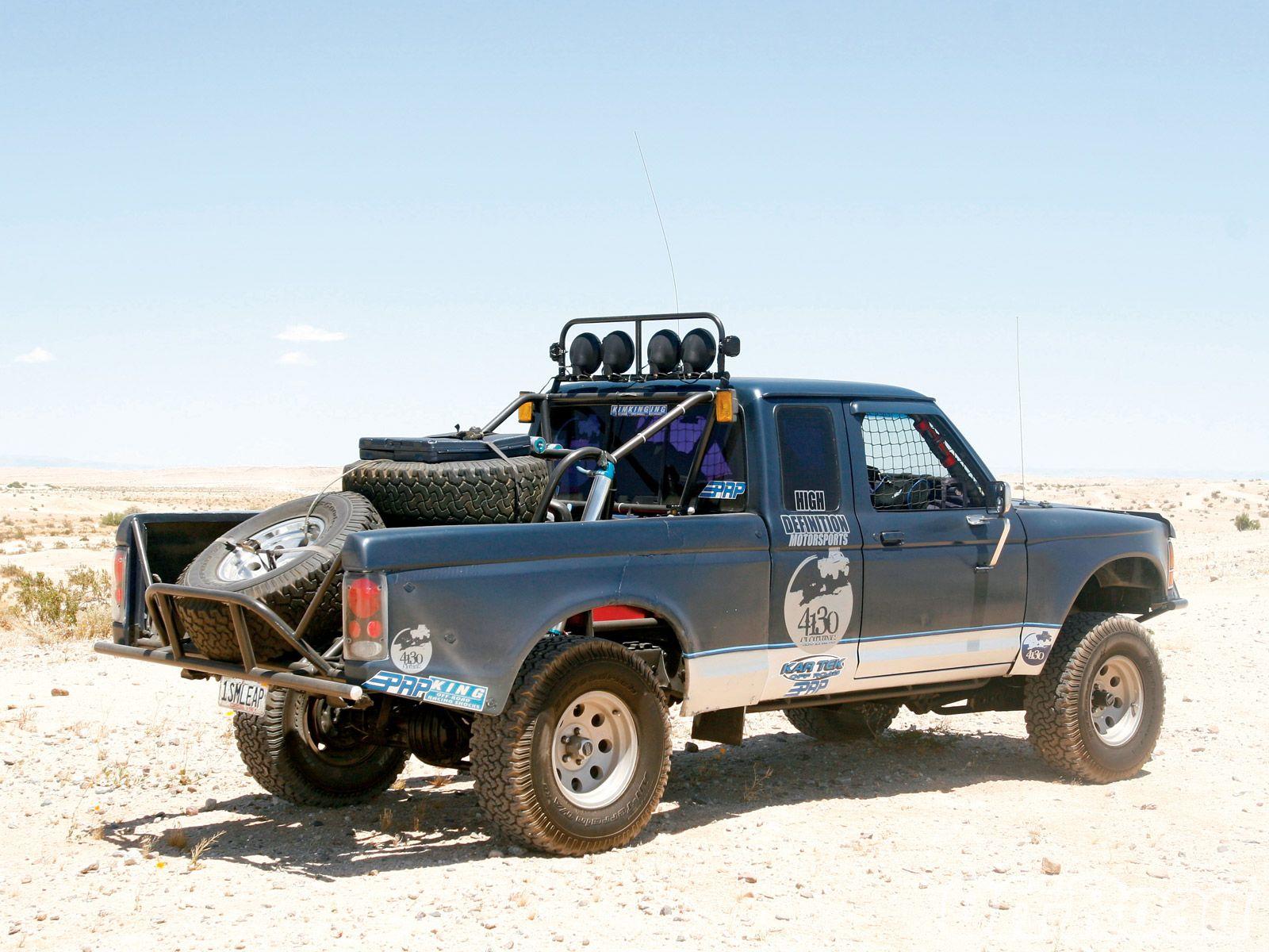 1010or 01 1990 ford ranger 4x4 xlt rear