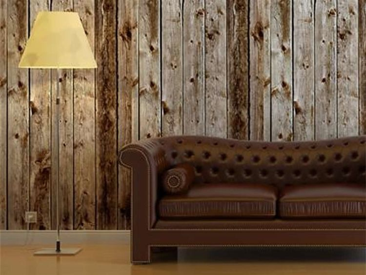 wood panel wallpaper mural wooden effect plank planks. Black Bedroom Furniture Sets. Home Design Ideas