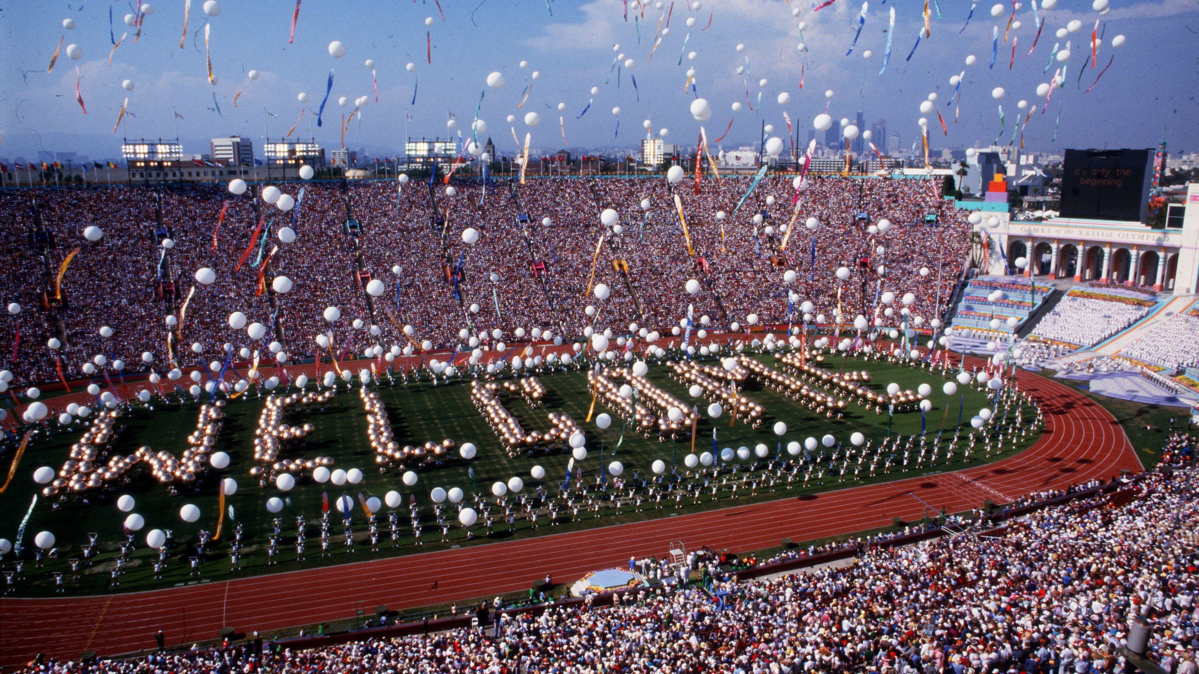 Can La Repeat Its 1984 Summer Olympics Success