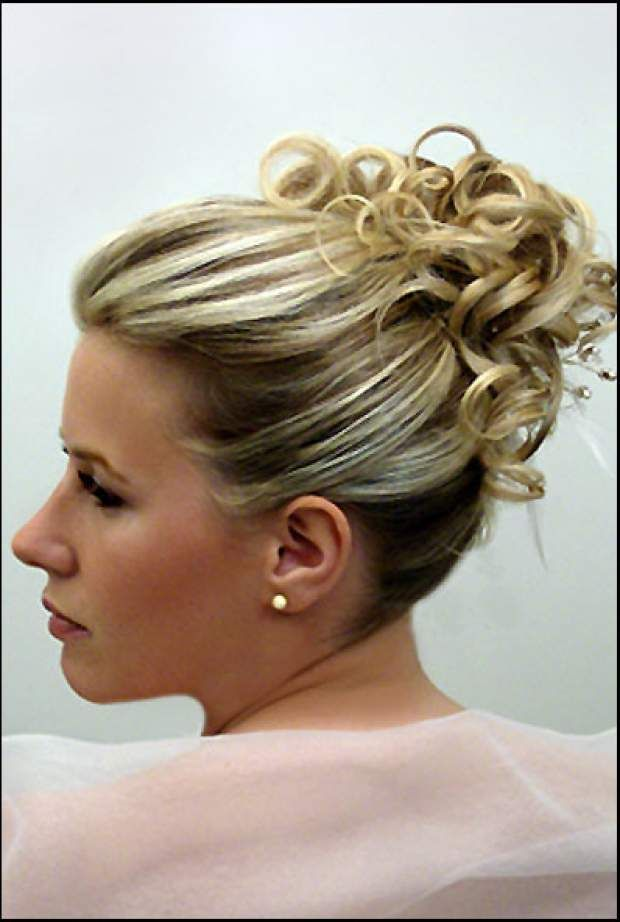 Coiffure Mariage Cheveux Mi Long Coupe De Cheveux 2014 Frosted Hair Hairdo Hairstyle