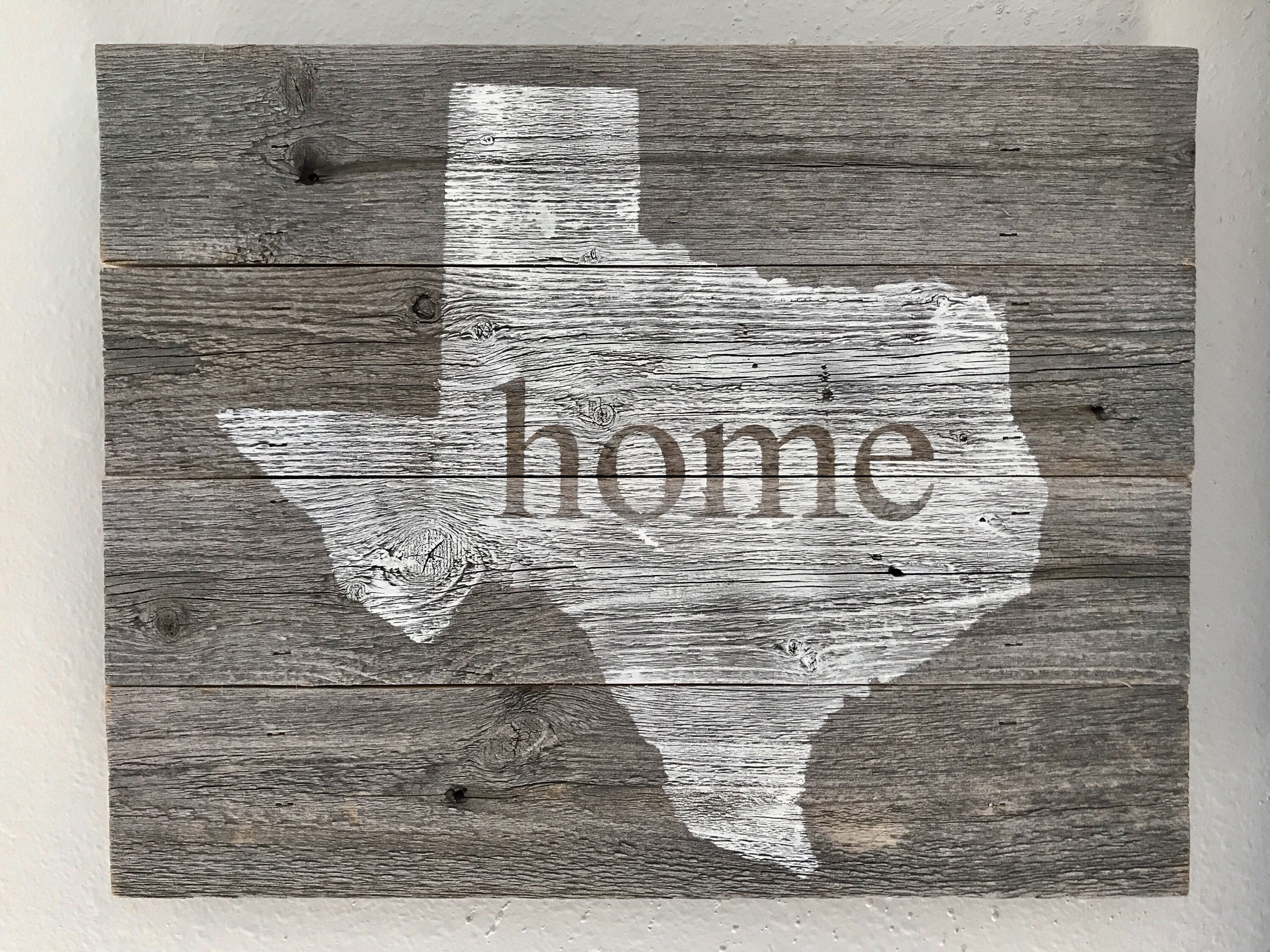 Texas Sign Texas State Sign Craft Projects Metal Cutout Texas Pride Welding