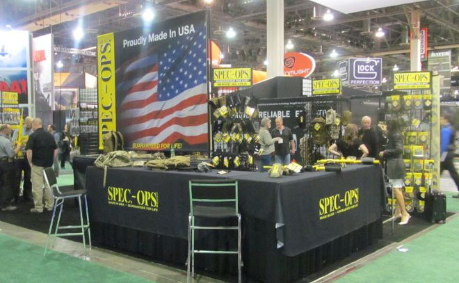 SPEC.-OPS. Booth