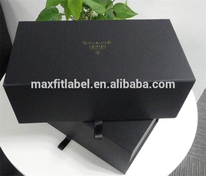 Hair Extension Packaging Box With Customized Logo Packaging