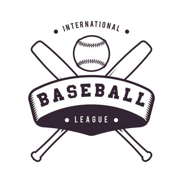 Lade Baseball-logo-vorlage Design kostenlos herunter